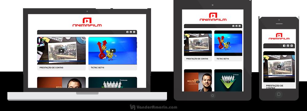 Site da Animafilm