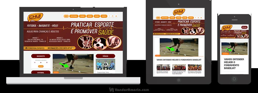 Portal Chuí Esportes