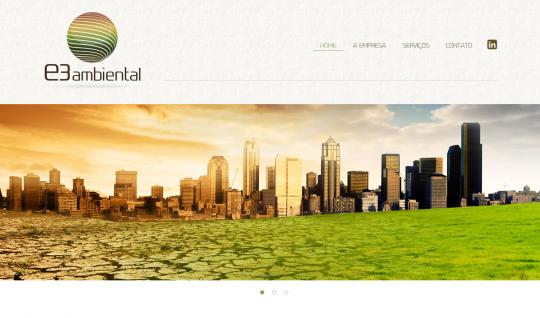 <p>A E3 Ambiental é uma empresa de consultoria ambiental com foco principal no gerenciamento de áreas contaminadas, licenciamento ambiental e segurança do trabalho. A empresa está localizada em Copacabana, Rio de Janeiro.</p> <p>Fui o desenvolvedor front-end do projeto, em parceria com a agência UTI das Ideias.</p>  | Portfólio Vander Amorin