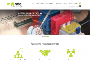 Site Mendel Science and Health